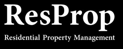 ResProp Management Company, LLC.